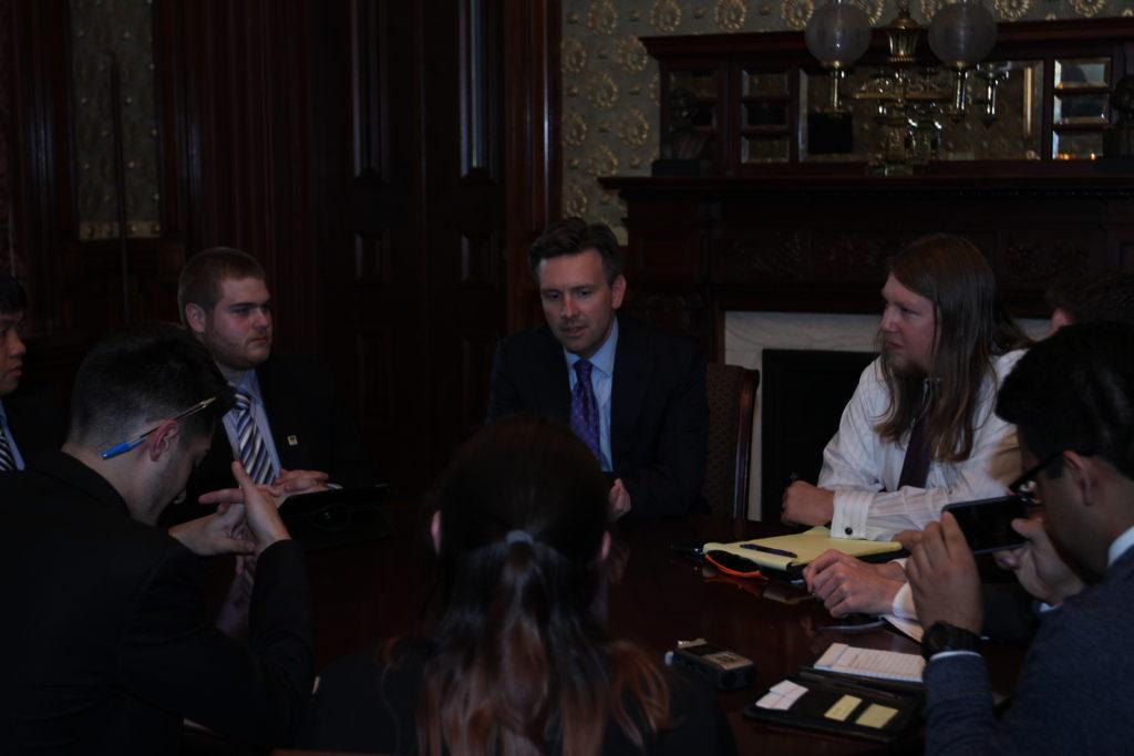 Press Secretary, Josh Earnest