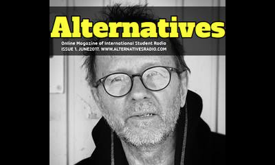 Just Launched: 'Alternatives' International Student Radio Magazine!
