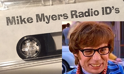 The Lost Mike Myers College Radio Tape (Part 2)!