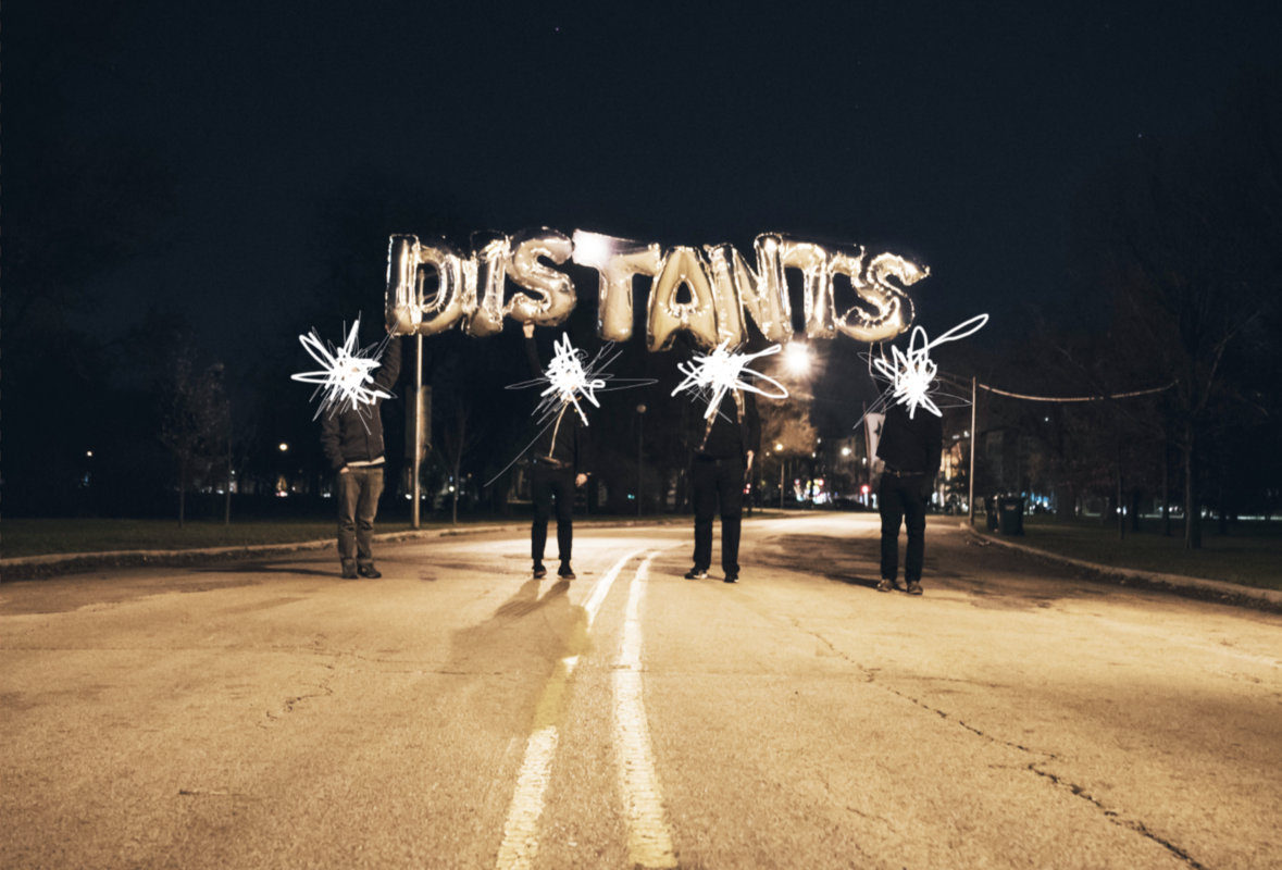 New Music Faster : Distants