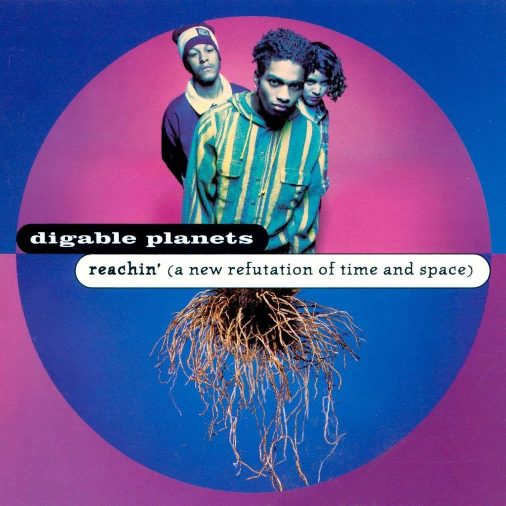 New Music Faster : Digable Planets