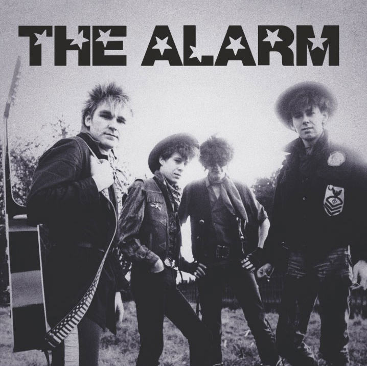 Reissue Tuesday : The Alarm | Eponymous (1981-1983) and Declaration (1984-1985)