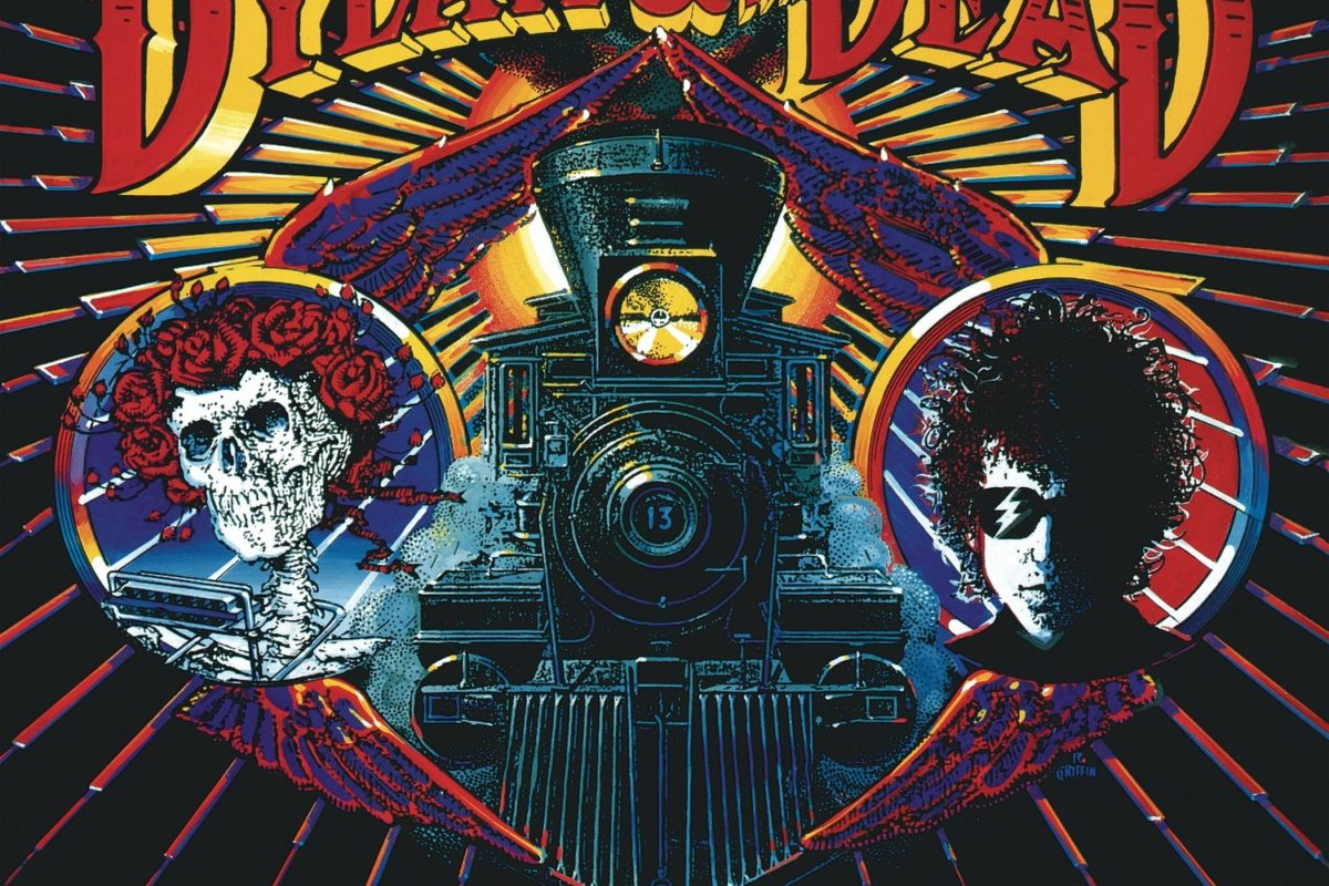 Reissue Tuesday: Dylan and the Dead (1989)