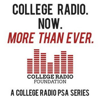 """College Radio. Now. More Than Ever"" 2nd PSA series now released nationwide to college radio!"