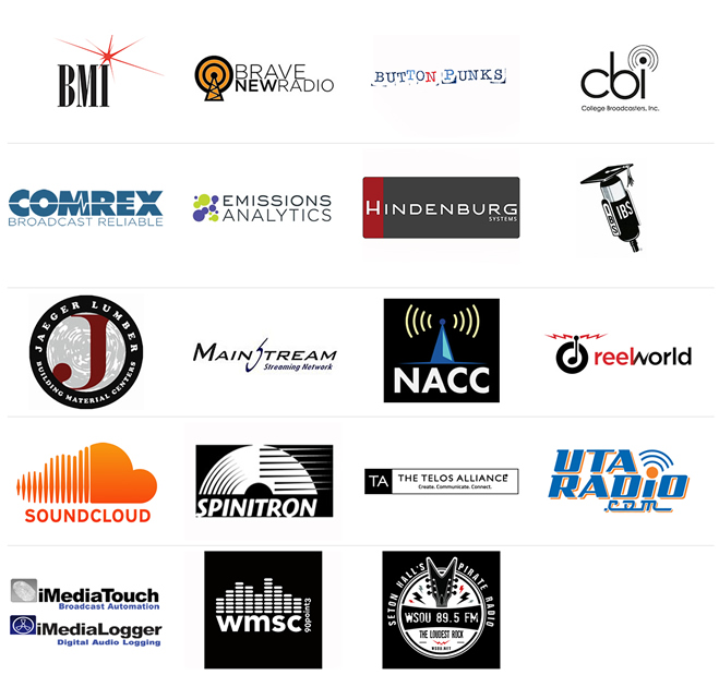 Record number of sponsors for CRD18!