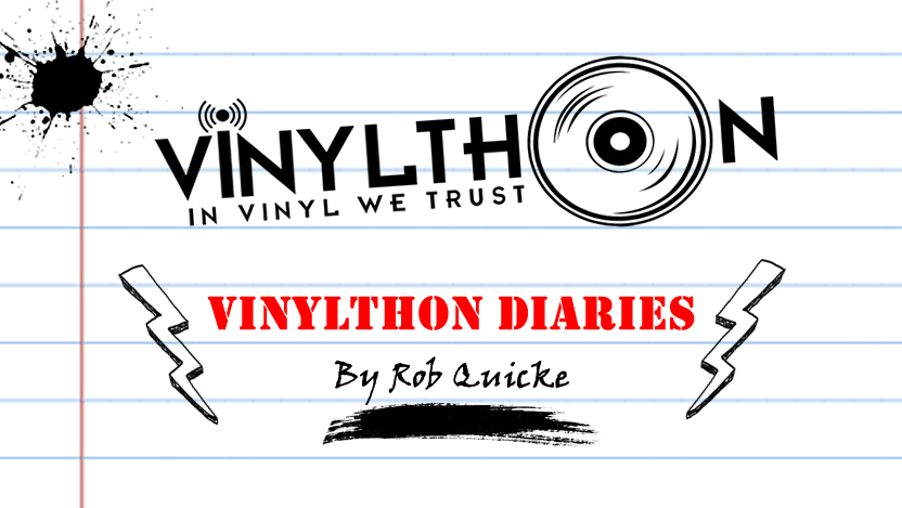 VINYLTHON DIARIES #4: 3.19.2019
