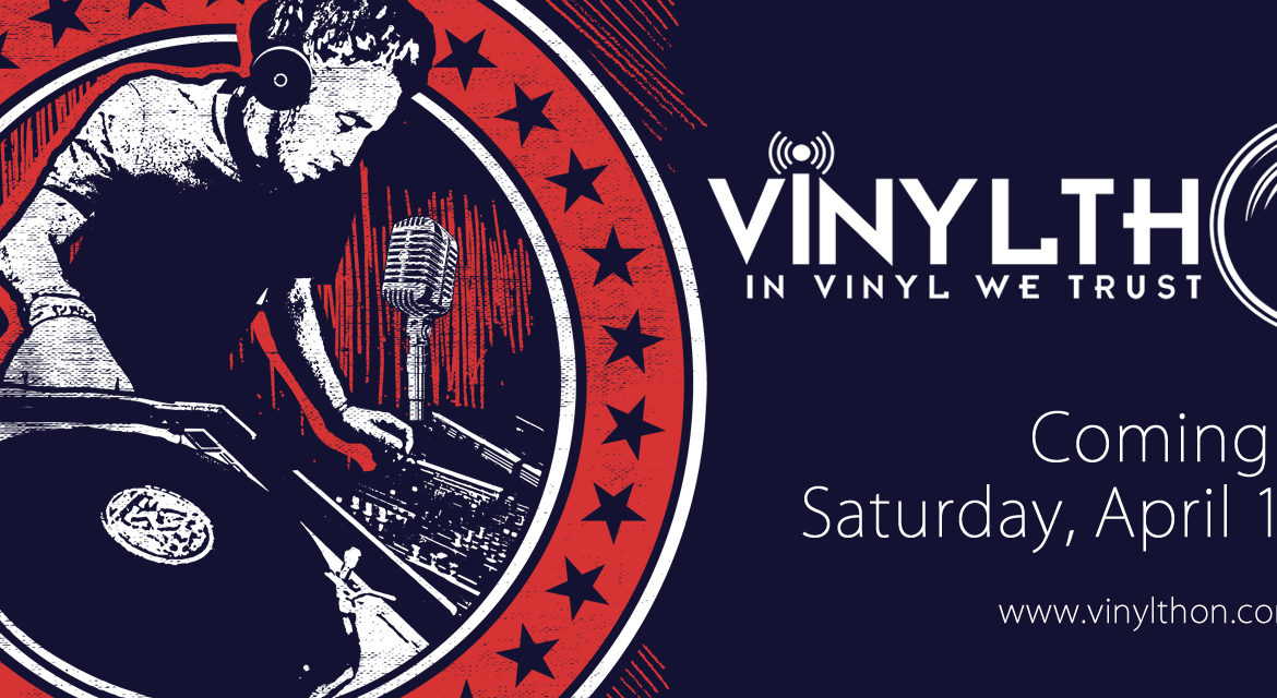 Vinylthon 2019 is coming!
