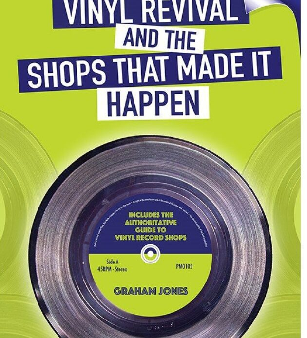 Vinylthon: Author Graham Jones Interview