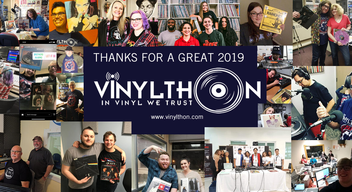 Vinylthon 2019 – A huge success!